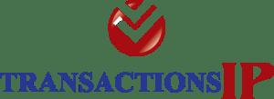TransactionsIP Patent Brokerage Logo