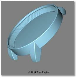 Smart Watch Case Design patents