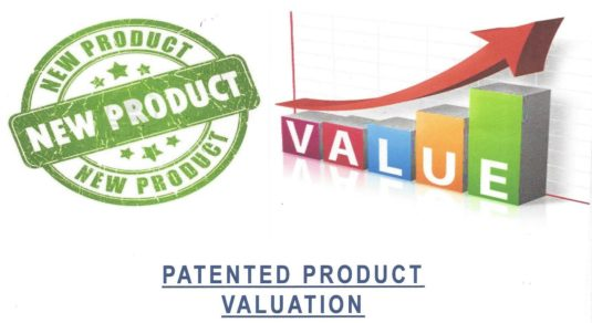 Patented Product Valuation